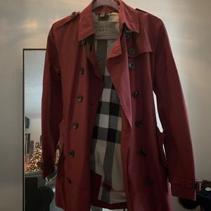 Burberry Brit Showerproof trench coat